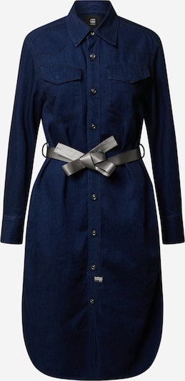 G-Star RAW Blousejurk 'Tacoma' in de kleur Donkerblauw, Productweergave