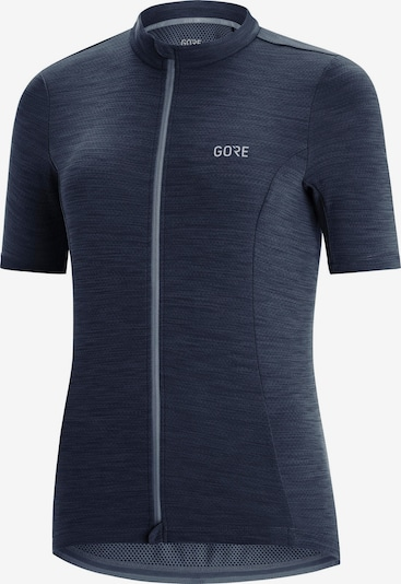 GORE WEAR Fahrradtrikot 'GORE® C3 Damen Trikot' in dunkelblau, Produktansicht