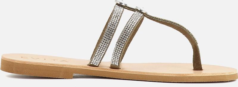 Haltbare Mode billige Schuhe EVITA   Sandale Schuhe Gut Schuhe getragene Schuhe Gut fccc44
