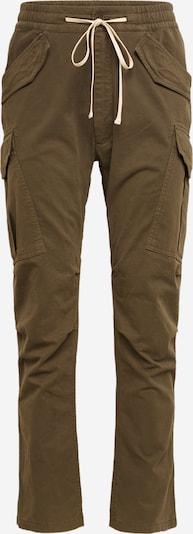 DRYKORN Cargo hlače 'TOKEN' u kaki, Pregled proizvoda