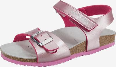 GEOX Sandalen 'Adriel' in rosa, Produktansicht