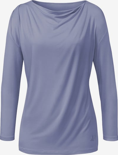 CURARE Yogawear Shirt in flieder, Produktansicht
