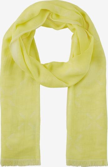 JOOP! Schal 'Amanda' in limone, Produktansicht