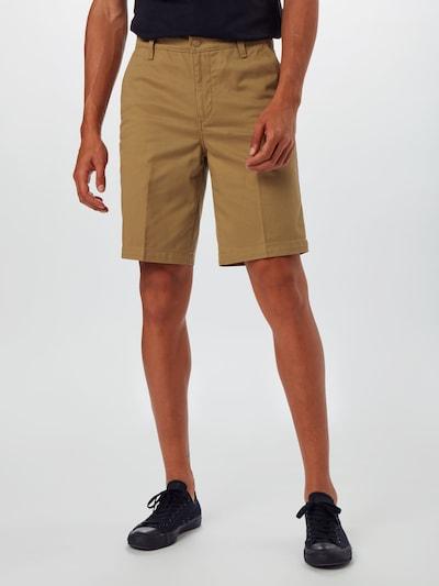 LEVI'S Chino in de kleur Beige, Modelweergave