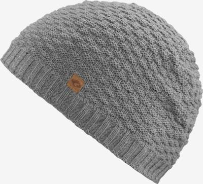 Megzta kepurė 'Kasimir' iš chillouts , spalva - pilka, Prekių apžvalga
