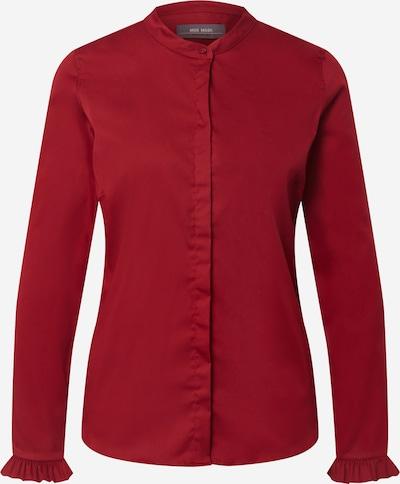 MOS MOSH Blouse 'Mattie' in de kleur Rood, Productweergave