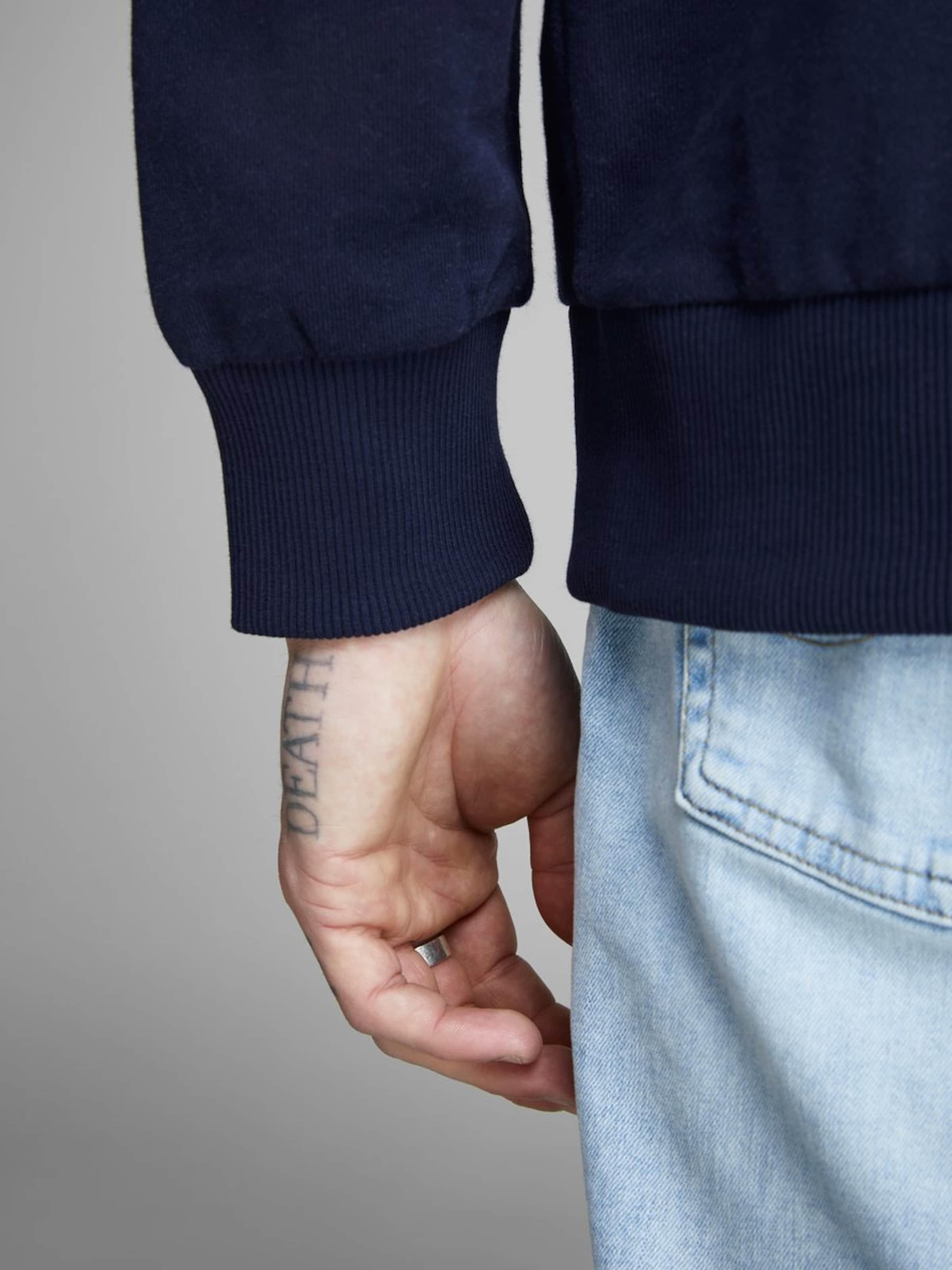 Sweatshirt Jackamp; Jones Jackamp; In Nachtblau shrCdxBtQ