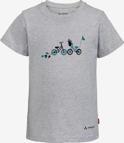VAUDE T-Shirt in grau, Produktansicht