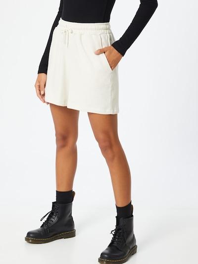 NU-IN Shorts 'Boyfriend' in hellbeige: Frontalansicht