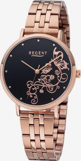 REGENT Uhr in rosegold, Produktansicht