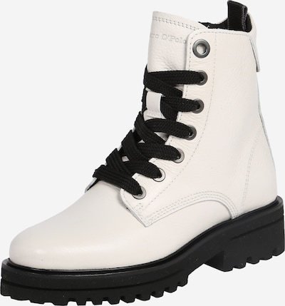 Marc O'Polo Stiefelette in offwhite, Produktansicht