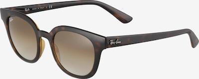 Ray-Ban Sonnenbrille '0RB4324' in braun, Produktansicht