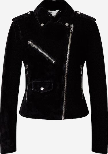 Whistles Tussenjas 'AGNES' in de kleur Zwart, Productweergave