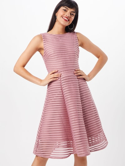 TFNC Kleid 'Charlotte Dress' in rosé, Modelansicht