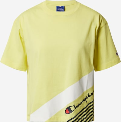 Champion Authentic Athletic Apparel Shirt in gelb, Produktansicht