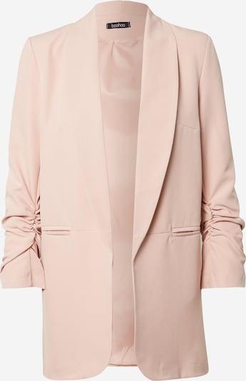 Boohoo Blazer i lyserød, Produktvisning