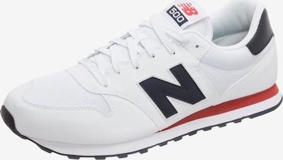 new balance Niske tenisice u crvena / crna / bijela, Pregled proizvoda
