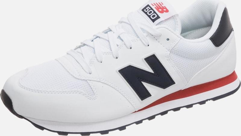 new balance Sneaker 'GM500-D' in rot / schwarz / weiß ...