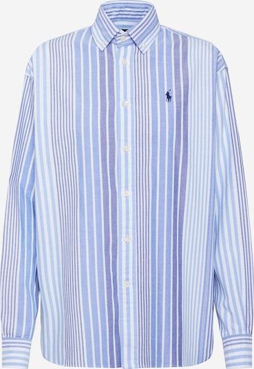 Bluză POLO RALPH LAUREN pe crem / albastru, Vizualizare produs