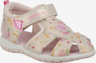 Sprox Baby Sandalen für Mädchen in beige, Produktansicht