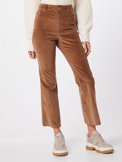 SET Spodnie w kolorze brązowym: Widok z przodu
