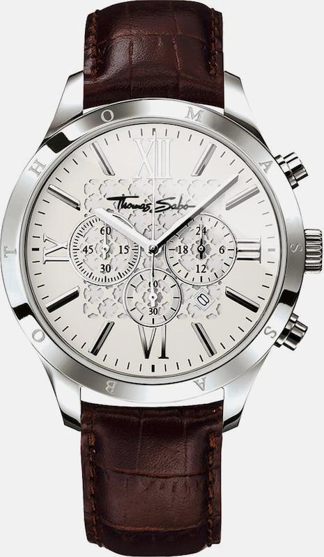 Thomas Sabo Chronograph 'WA0016-212-201-43 mm'