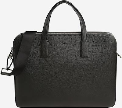 BOSS Casual Aktentas 'Crosstown' in de kleur Zwart, Productweergave