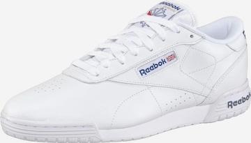 Baskets basses Reebok Classics en blanc