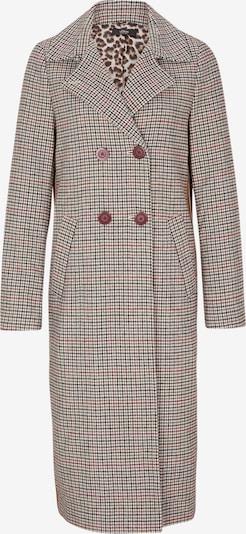 s.Oliver BLACK LABEL Mantel in beige / braun / grau / rot / schwarz, Produktansicht