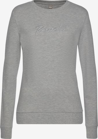 BENCH Bench. Sweatshirt in Grau