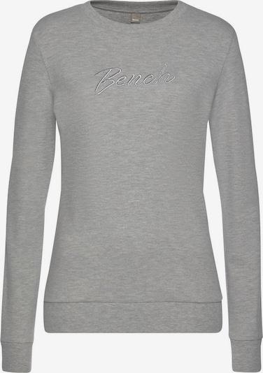 BENCH Sweatshirt in mottled grey, Item view