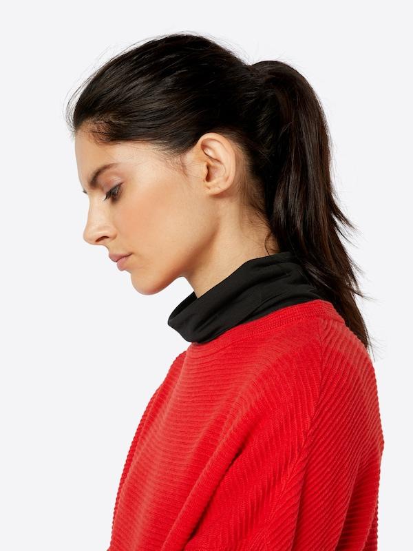 GARCIA Pullover mit Stehkragen