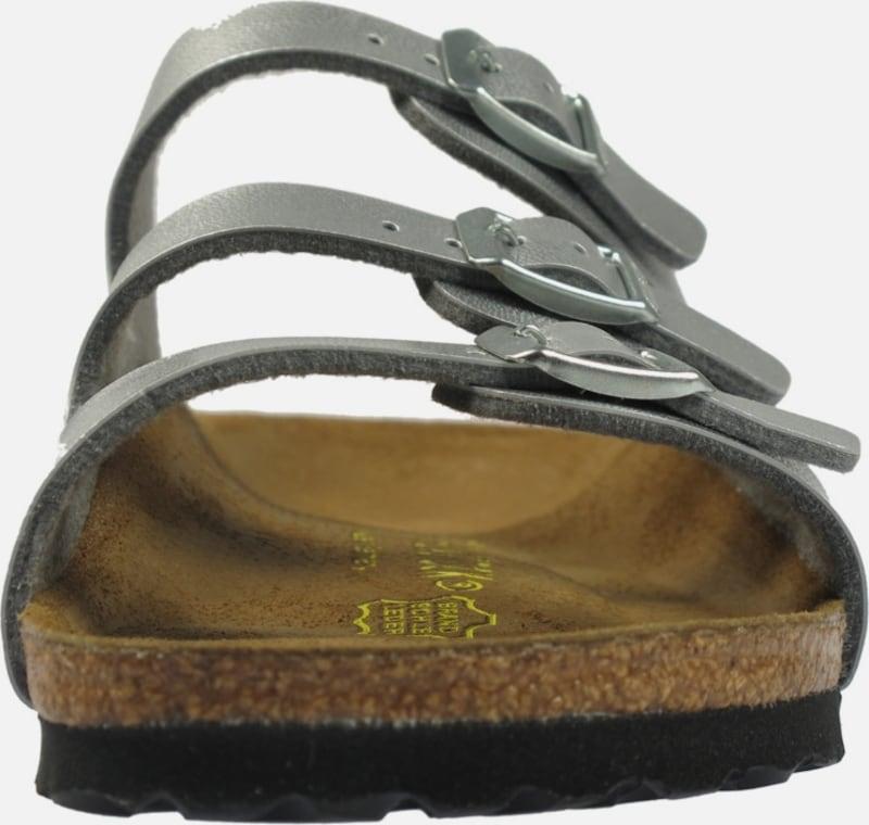 BIRKENSTOCK Pantoletten Schuhe Florida Verschleißfeste billige Schuhe Pantoletten f80937