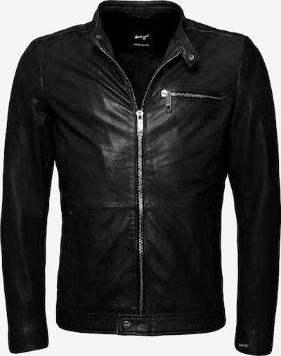 Maze Tussenjas 'Berwick' in de kleur Zwart, Productweergave