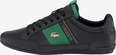 LACOSTE Sneakers laag 'CHAYMON 0120 1 CMA' in de kleur Goud / Groen / Zwart, Productweergave
