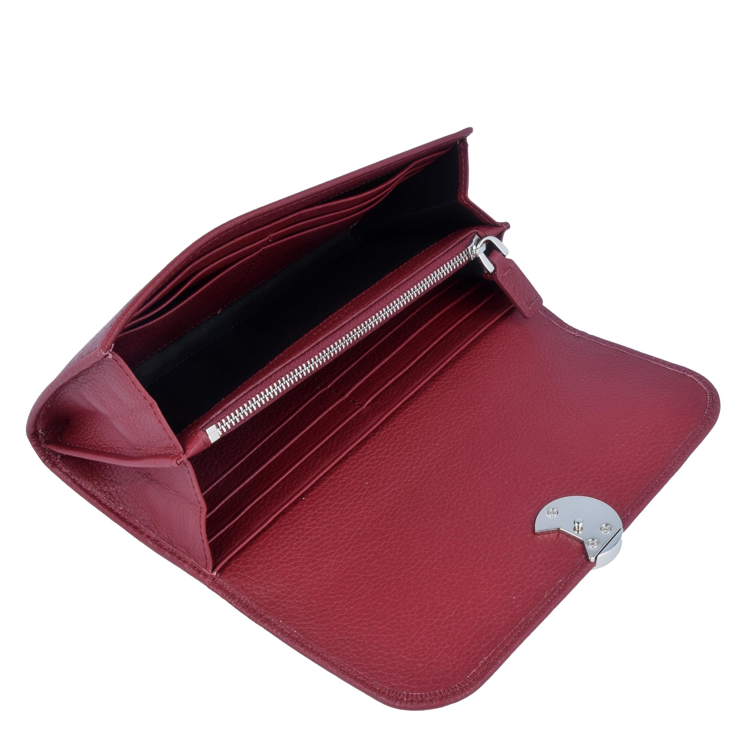 Rot Coccinelle 'craquante' Coccinelle Geldbörse In Geldbörse EW9I2HYD