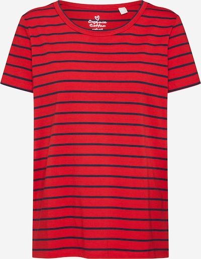 ESPRIT Shirt  'NOOS OCS T' in rot, Produktansicht