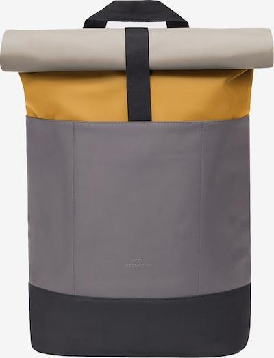 Ucon Acrobatics Раница 'Hajo Lotus' в жълто / сиво / тъмносиво, Преглед на продукта