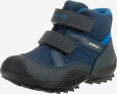 GEOX Winterschuhe 'Atreus' in blau / enzian / schwarz, Produktansicht