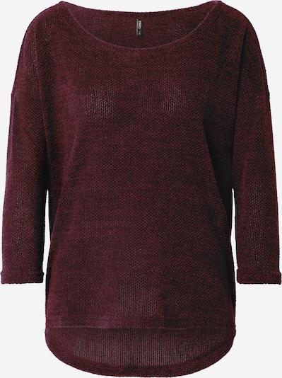burgundi vörös ONLY Pulóver 'ALBA', Termék nézet
