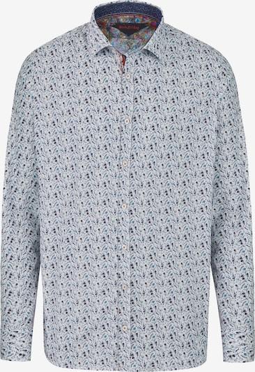 Rich Friday Hemd in marine / hellblau, Produktansicht