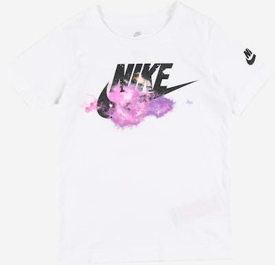Nike Sportswear T-Shirt 'FUTURA GALAXY S/S TEE' in weiß, Produktansicht