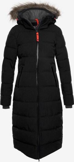 ICEPEAK Steppmantel 'Brilon' in schwarz, Produktansicht