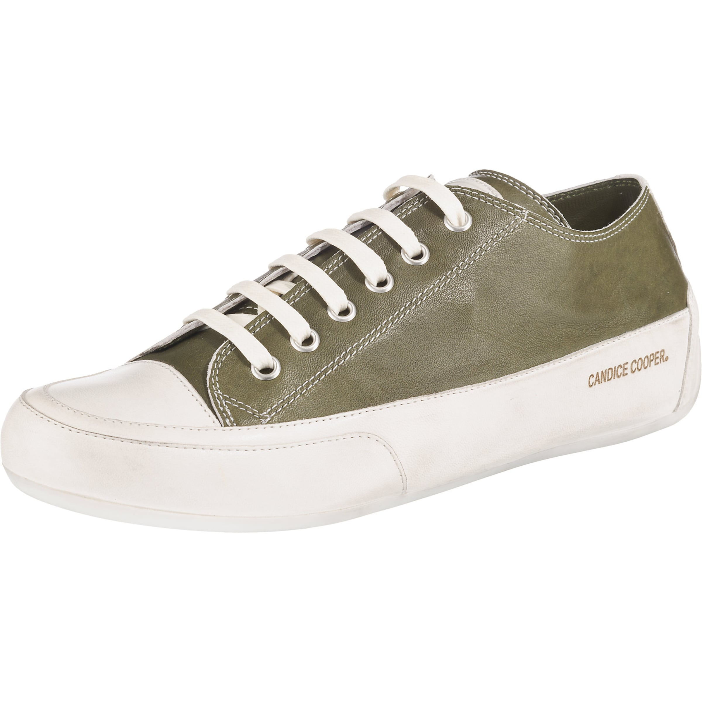 Low Cooper Sneakers Oliv Candice In eWdxBrCo