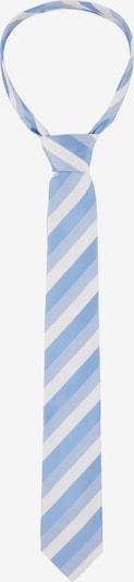 JOOP! Krawatte in opal / hellblau / weiß, Produktansicht