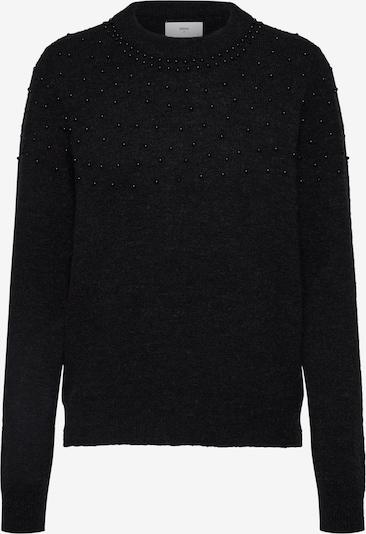 minimum Pullover in schwarz, Produktansicht