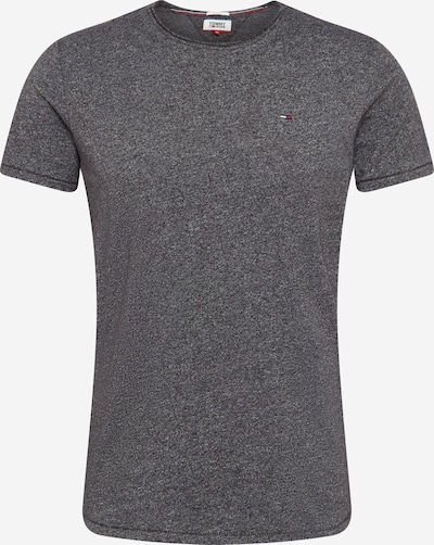 Tommy Jeans Shirt in graumeliert, Produktansicht