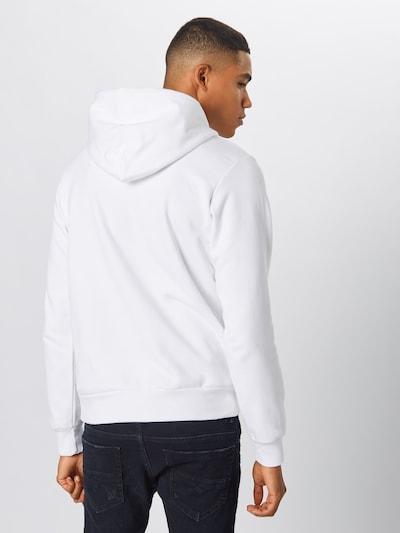 Megztinis be užsegimo iš DIESEL , spalva - balta: Vaizdas iš galinės pusės