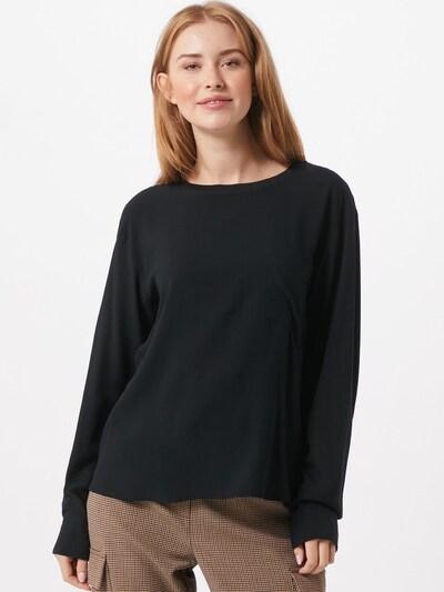 Bluză Marc O'Polo DENIM pe negru, Vizualizare model