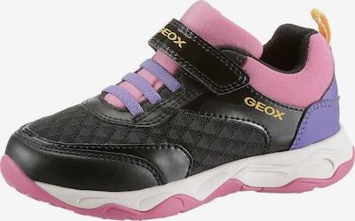 GEOX Kids GEOX-Sneaker in rosa / schwarz, Produktansicht